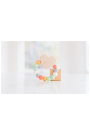 Bannor Toys  Heart Charm Teether - Product Mini Image