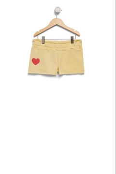 Wildfox Kids Heart Cutie Shorts - Alternate List Image