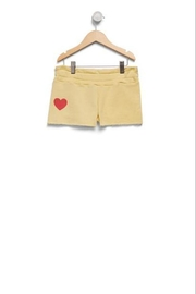 Wildfox Kids Heart Cutie Shorts - Front cropped
