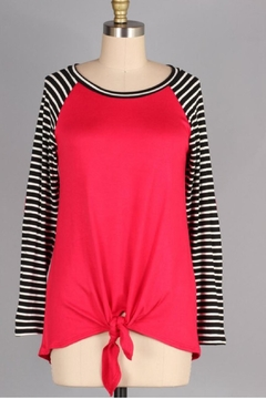 KITTY COUTURE  Heart Elbow Tunic - Alternate List Image