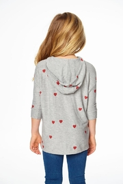 Chaser Heart Hoodie - Side cropped