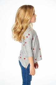 Chaser Heart Hoodie - Front full body
