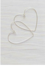 Amano Trading HEART HOOPS - Front cropped