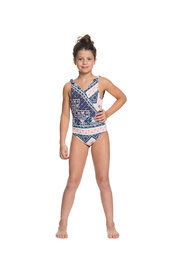 Roxy Heart In The Waves One Piece - Side cropped