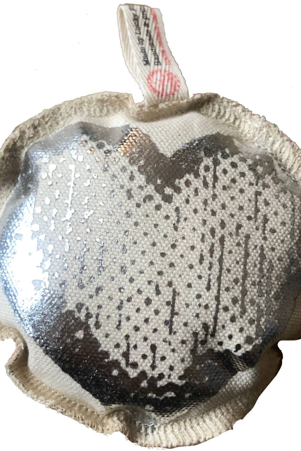 Lucky Fish  Heart Lavender Sachet - Front Cropped Image