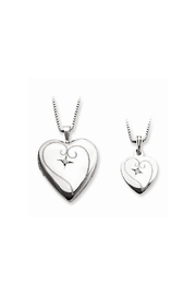 CDO  Heart Locket Pendant - Product Mini Image