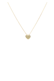 US Jewelry House Heart Necklace - Front cropped