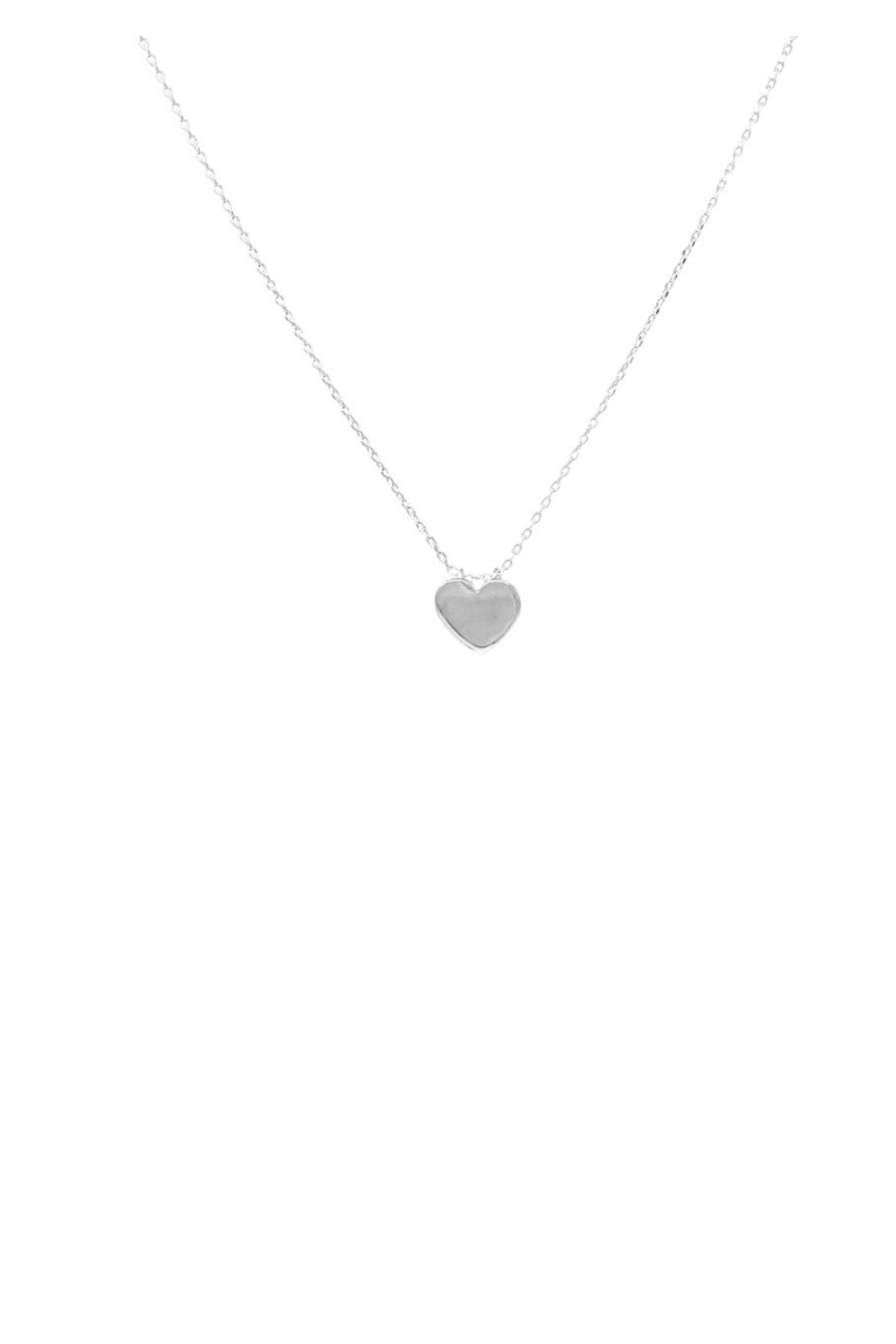 US Jewelry House Heart Necklace - Main Image