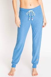 PJ Salvage Heart  Patch Pant - Product Mini Image