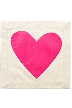 Nora Fleming Heart Pillow Attachment - Product List Image