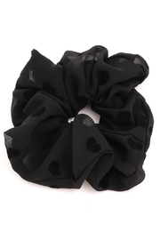 FAME ACCESORIES Heart Scrunchies - Side cropped