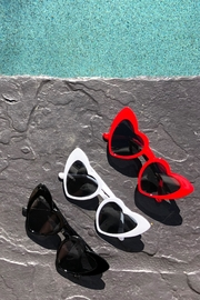 Chynna Dolls Heart Shaped Sunnies - Product Mini Image