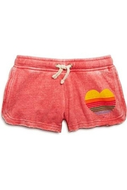 Vintage Havana Heart Shorts - Product Mini Image
