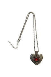 House and Garden Boutique Heart Snap Necklace - Product Mini Image