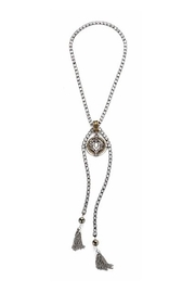 French Kande Heart Stack Necklace - Product Mini Image