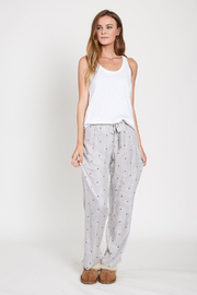 Dylan Heart Stripe Pant - Product Mini Image