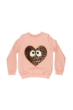 Bang Bang Copenhagen Heart Sweater - Product List Image