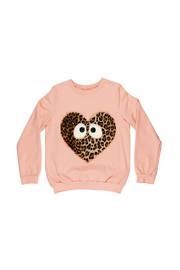 Bang Bang Copenhagen Heart Sweater - Front cropped