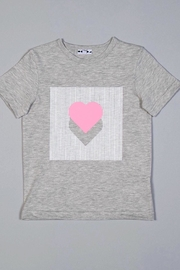 Shapes Of Things Heart T-Shirt - Product Mini Image