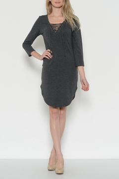 Heart & Hips Lace Up Dress - Product List Image