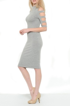 Heart and Hips Ladder-Detail Dress - Product List Image