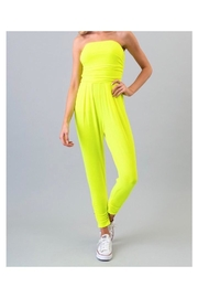 Heart and Hips Tube Top Jumpsuit - Product Mini Image