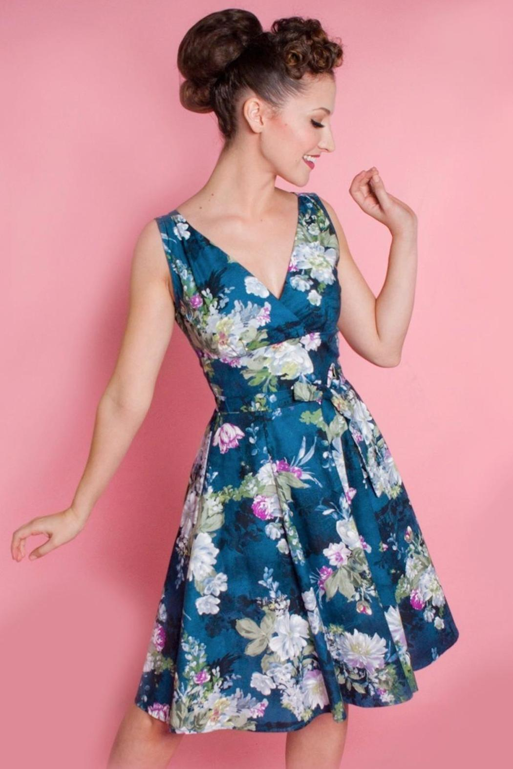Heart Of Haute River Blossom Dress - Main Image