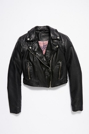 Free People Heartache Moto Jacket - Other