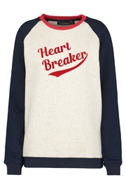 Sugarhill Boutique Heartbreaker Sweatshirt Jumper - Product Mini Image