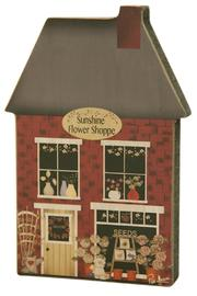 Hearthside Collection Sunshine Flower Shop Stand - Product Mini Image