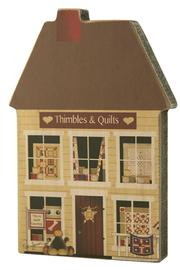 Hearthside Collection Thimbles & Quilt Shop Stand - Product Mini Image
