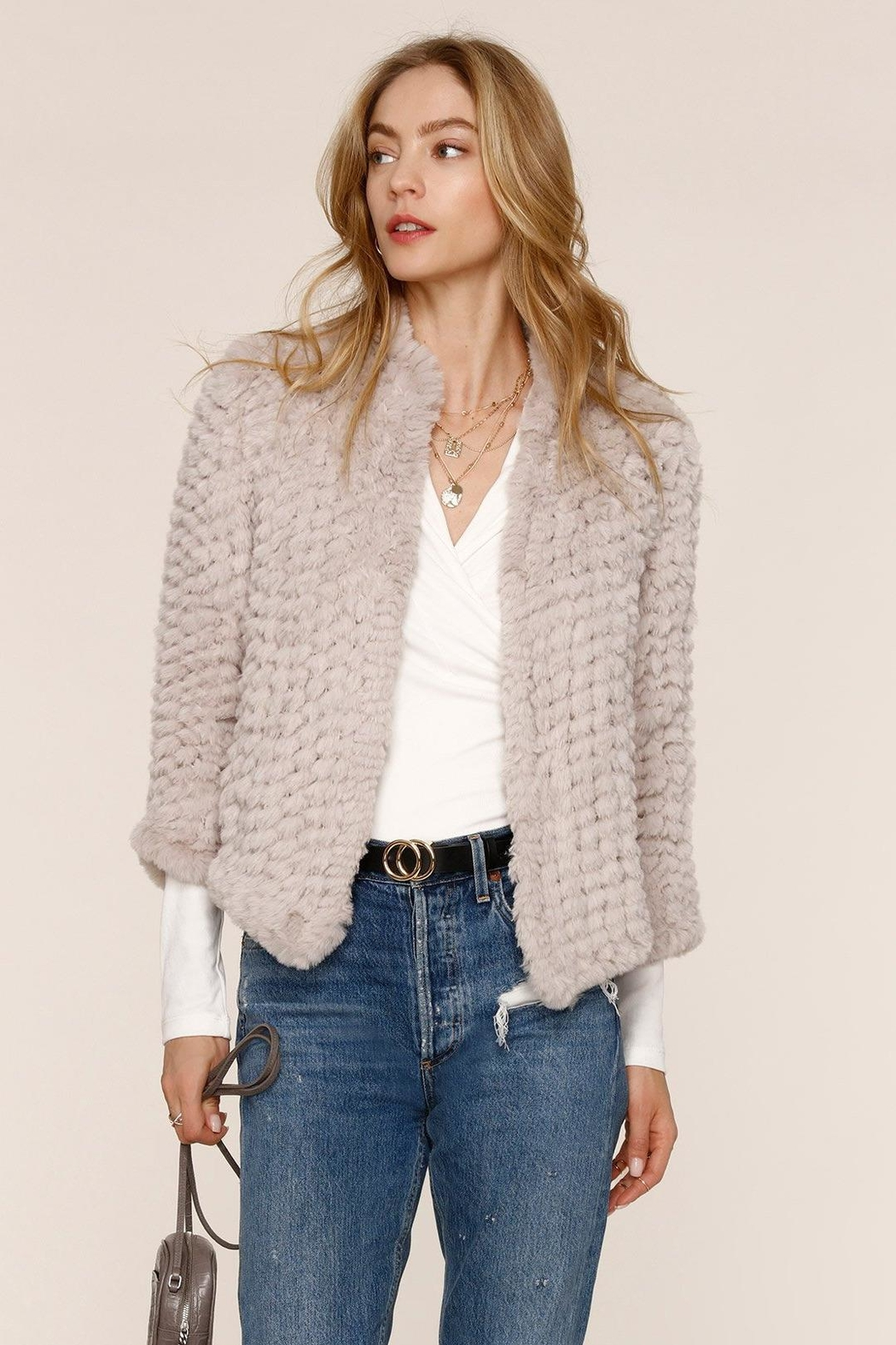 Heartloom Aria Jacket - Front Cropped Image
