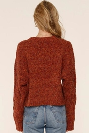Heartloom Autumn Knit Sweater - Front full body