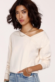 Heartloom Avery Asymmetric Sweatshirt - Product Mini Image