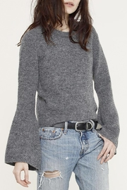 Heartloom Bell Sleeve Sweater - Product Mini Image