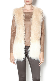 Heartloom Faux Fur Vest - Product Mini Image