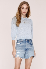 Heartloom Joelle 3/4 Sleeve Sweater - Front cropped