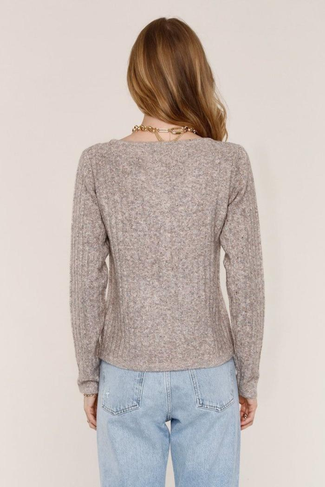 Heartloom Lilah Sweater - Side Cropped Image