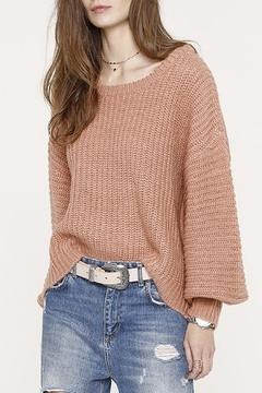 Heartloom Portia Sweater - Product List Image