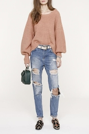 Heartloom Portia Sweater - Front cropped