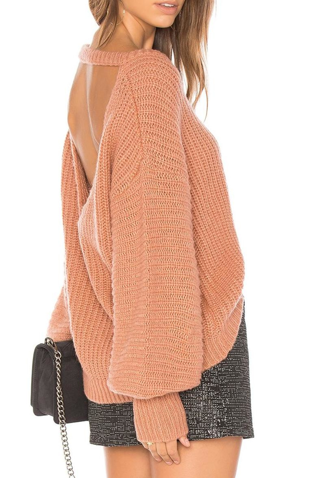 Heartloom Portia Sweater - Front Full Image