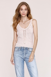 Heartloom Rosamel Cami - Front cropped