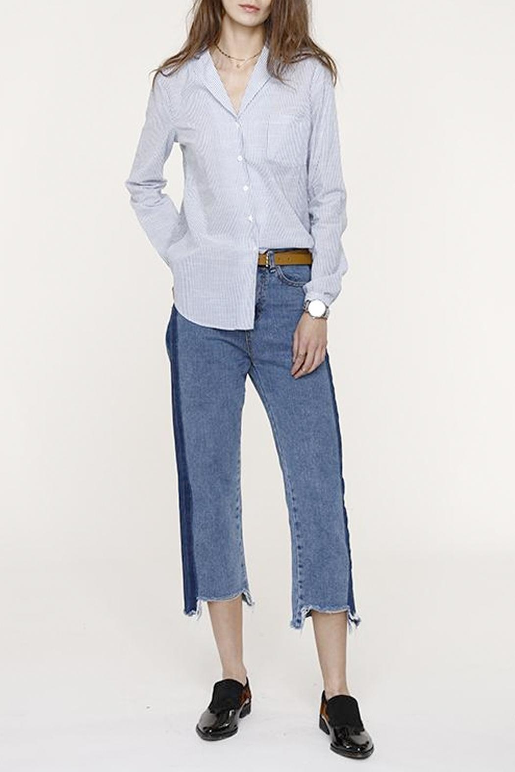 Heartloom Marlowe Button Up - Side Cropped Image