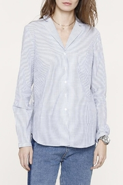 Heartloom Marlowe Button Up - Front cropped