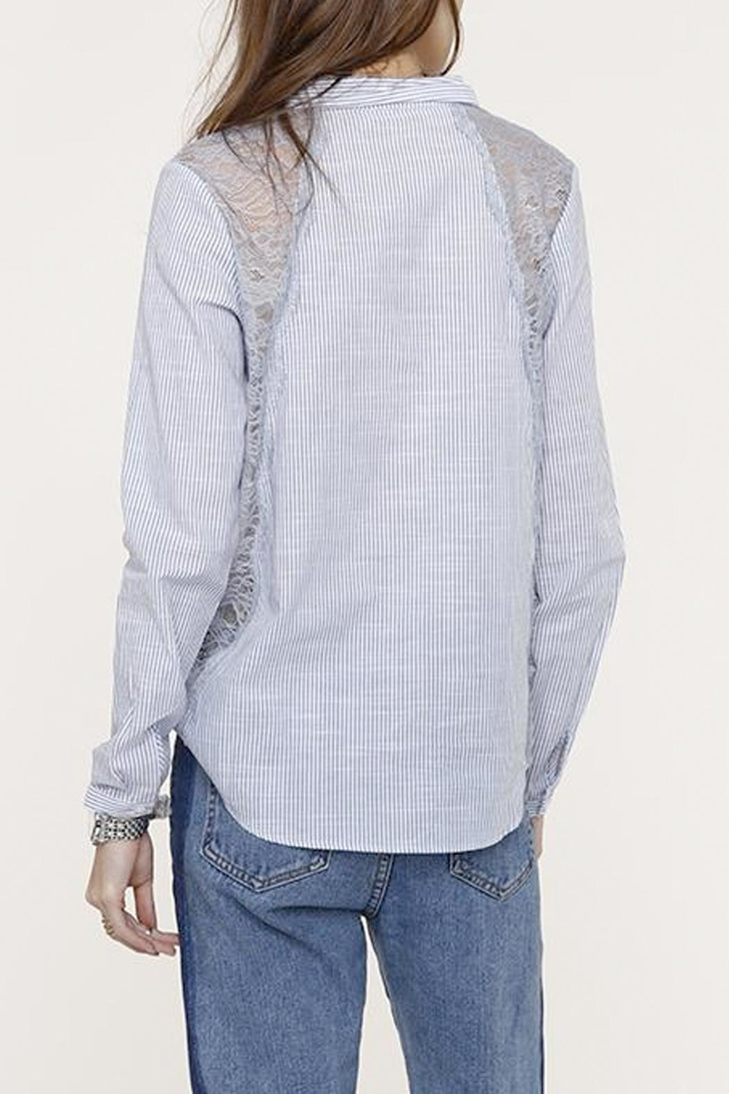 Heartloom Marlowe Button Up - Front Full Image