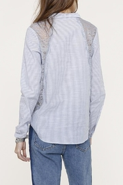 Heartloom Marlowe Button Up - Front full body