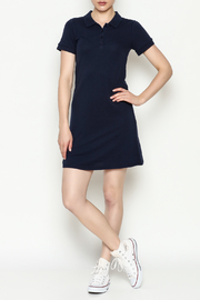 Hearts & Hips Button Down Dress - Side cropped