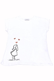 ANTONELLO SERIO Hearts Graphic Tee - Product Mini Image