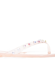 Chinese Laundry Hearts Jelly Sandal - Product Mini Image