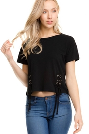 Hearts & Hips Short Sleeve Top - Product Mini Image